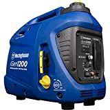 Westinghouse iGen1200 Super Quiet Portable Inverter Generator - 1000 Rated Watts and 1200 Peak Watts - Gas Powered - CARB Compliant