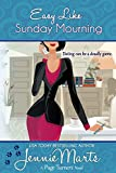 Easy Like Sunday Mourning: (A Cozy Mystery Romance) (A Page Turners Novel Book 2)