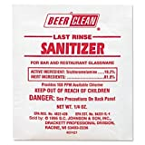 Wholesale CASE of 5 - Diversey Last Rinse Sanitizer -Last Rinse Sanitizer, 7gram, Powder, 100/pk, Chlorine/YW by dRA