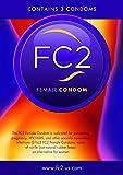 FC2 Female Condom by Female Health Company-bulk 6 count
