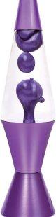 Metallic Purple Wax Lava Lamp