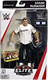 WWE Shane Mcmahon Elite Collection Action Figure