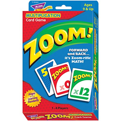 TREND enterprises, Inc. Zoom! Learning Game