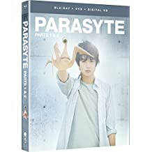 Parasyte: Parts One & Two - Live Action