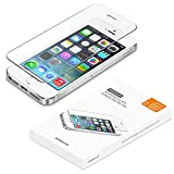 [2 Pack] UPPERCASE Designs Premium Anti-Scratch 2.5D Round Edge Case Friendly Tempered Glass Screen Protector, Compatible with iPhone 5/5S/SE [4.0 inch Screen]