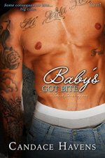 Baby's Got Bite by Candace Havens