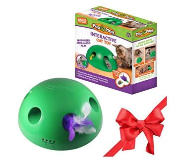 Allstar-Innovations-Pop-N-Play-Deluxe-Interactive-Motion-Cat-Toy-Includes-Electronic-Smart-Random-Moving-Feather-Mouse-3-Additional-Teaser-Toys-3-Speed-Settings-Sound-Optional-Auto-Shut-Off
