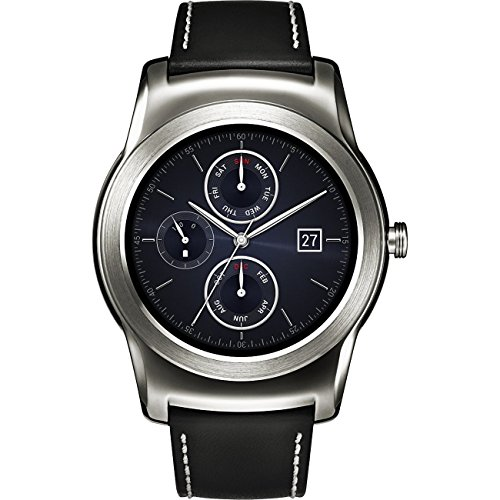 LG Watch Urbane Wearable Smart Watch - Silver USA Version