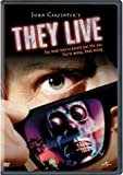 They Live poster thumbnail