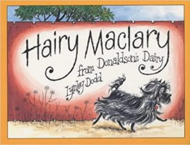 Image result for hairy maclary from donaldson's dairy