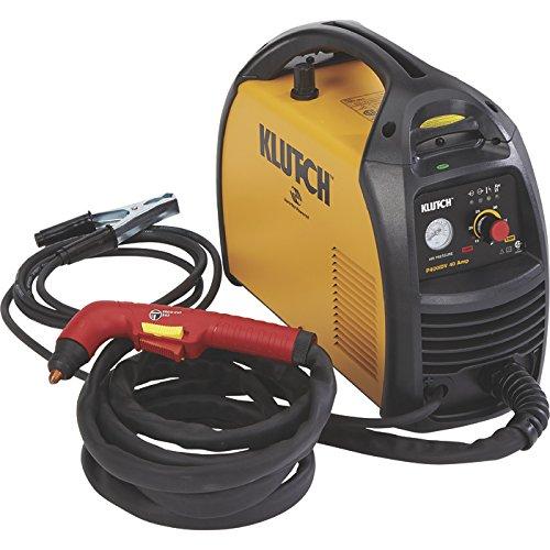 Klutch P400DV Dual-Voltage Plasma Cutter —...