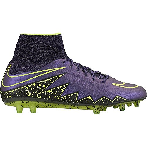 NIKE Hypervenom Phantom II FG Men's Firm-Ground Soccer Cleat