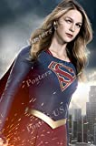 """Posters USA Supergirl TV Series Show Poster GLOSSY FINISH - TVS346 (24"""" x 36"""" (61cm x 91.5cm))"""
