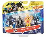 DC Justice League Action Mighty Batman, Firestorm, & Mr. Freeze Mini Figures, 3 Pack