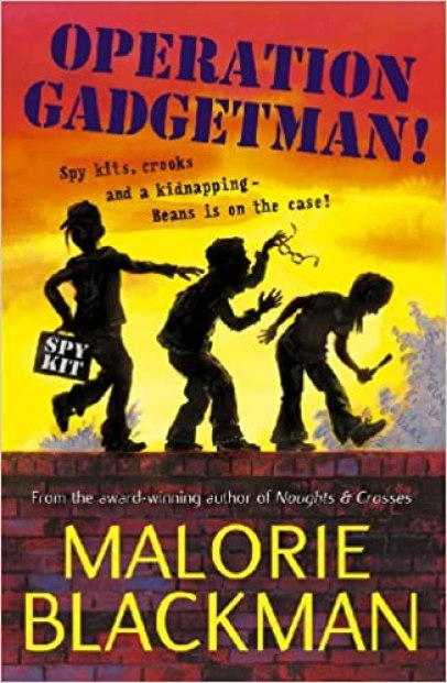 Operation Gadgetman!: Amazon.co.uk: Malorie Blackman: Books