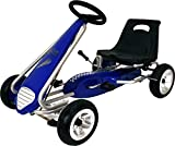 Kettler Kiddi-o by Pole Position Racer Pedal Car/Go Kart, Youth Ages 4 to 7