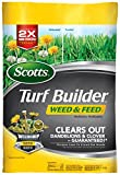 Scotts Turf Builder Weed and Feed Fertilizer (Not Sold in Pinellas County, FL)