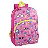 Trail maker Character Backpack (15') with Fun Fashionable Design for Boys & Girls (Unicorn Adventure)