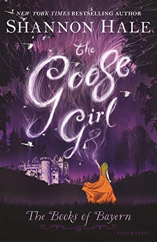 Goose Girl Cover, Books of Bayern Review