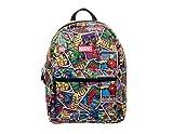 Marvel Comics Print All-Over 16' Backpack