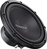 Kenwood - Road Series - KFC-120DVC - 12' Dual-Voice-Coil 4-Ohm Subwoofer - Black