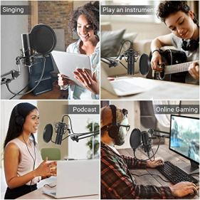 TONOR-USB-Microphone-Kit-Q9-Condenser-Computer-Cardioid-Mic-for-Podcast-Game-YouTube-Video-Stream-Recording-Music-Voice-Over