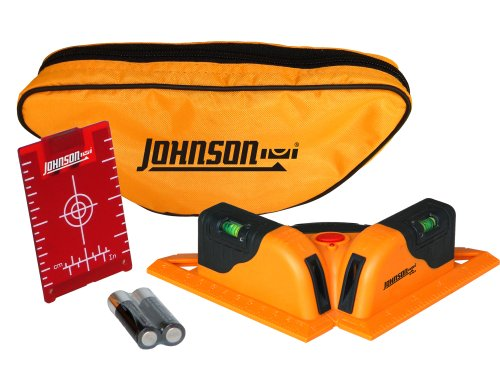 Johnson Level and Tool 40-6616 Tiling/Flooring Laser Level
