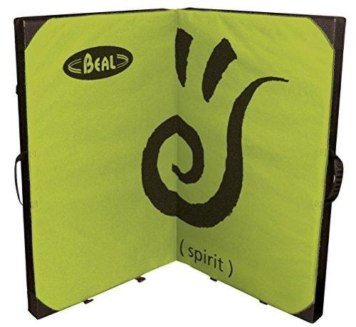 Beal Double Air Bag - Crash Pads de escalada, color verde, talla talla única