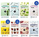 NEW 2016 Etude House 0.2mm Theraphy Air Mask - New Version of ' I need you mask' sheet 15pcs