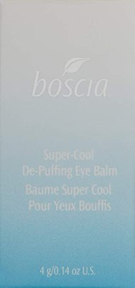 boscia Super Cool De-Puffing Eye Balm review