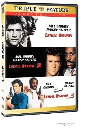 Lethal Weapon Reino Unido DVD: Amazon.es: Mel Gibson ...