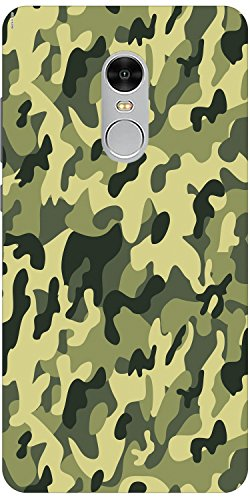 Lakshya creative Army look Xiaomi redmi Note 4 Designer Printed mobile Case back cover 1