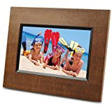 ViewSonic DPX704BK 7-Inch Digital Photo Frame w/800x480 Resolution