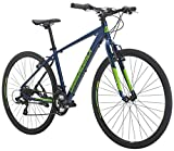 Diamondback Bicycles Trace St Dual Sport Bike Large/20 Frame, Blue, 20'/ Large