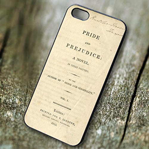 Stylish Pride and Prejudice book vintage for iPhone 7 Case