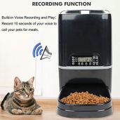 65L-Pet-FeederAutomatic-Cat-Feeder-Timed-Programmable-Auto-Pet-Dog-Food-Dispenser-Feeder-for-Kitten-Puppy-Portion-Control-Up-to-4-MealsDayVoice-RecordingBattery-and-Plug-in-Power