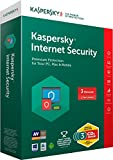 Kaspersky Lab Internet Security 2016 (3-Users) (Include 2014 Award) [OLD VERSION]