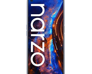 Realme narzo 30 Pro (Blade Sliver, 8GB RAM, 128GB Storage) with No Cost EMI/Additional Exchange Offers