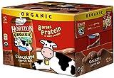 Horizon Organic UHT Chocolate Milk Boxes, 1% Single Serve, 8 Oz., 12 Count