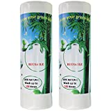 Benail Washable Bamboo Paper Towels Reuseable & Machine Washable Rayon Made from Bamboo Paper Towel 2 Roll-40 Sheet