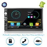 Car Stereo with navigation Head Unit touch...