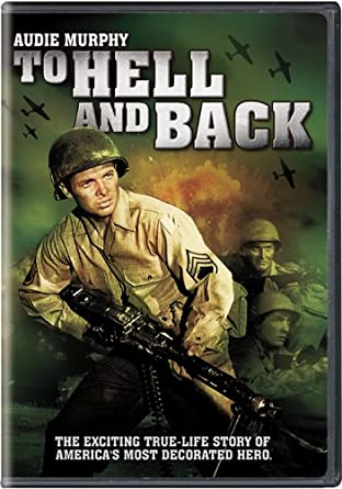 Image result for TO HELL AND BACK