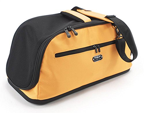 Sleepypod Air In-Cabin Pet Carrier, Orange Dream