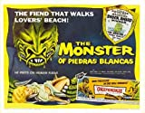 The Monster of Piedras Blancas POSTER Movie (30 x 40 Inches - 77cm x 102cm) (1959)