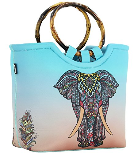 Lunch Bag Tote Bag by QOGiR