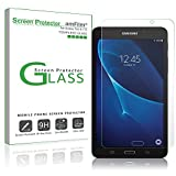 amFilm Glass Screen Protector for Galaxy Tab A 7.0, Tempered Glass, (for 2016 Tab A 7.0 only)