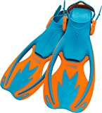 Cressi Rocks fins, Blue/Orange, L/XL