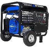 DuroMax XP10000E 10,000-Watt Gas Powered Portable Generator