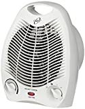 Orpat OEH-1250 2000-Watt Electrical Fan Heater (White)