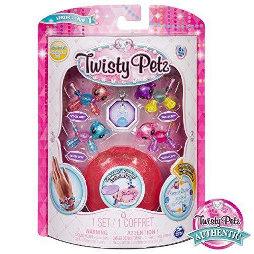 Twisty Petz Kitties and Puppies 4-Pack Bracelet Set - LOW PRICE!
